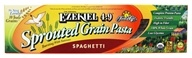 Food For Life - Ezekiel 4:9 Sprouted Whole Grain Pasta Spaghetti - 16 oz., from category: Health Foods