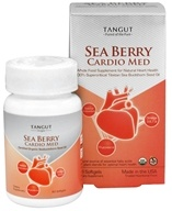 Tangut USA - Sea Berry CardioMed - 60 Softgels, from category: Nutritional Supplements