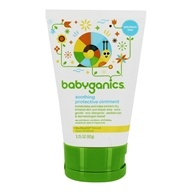BabyGanics - Non-Petroleum Protective Ointment Healin' Groovy - 3.25 oz., from category: Personal Care