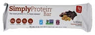 The Simply Bar - Protein Bar Chocolate Caramel Peanut - 1.4 oz.
