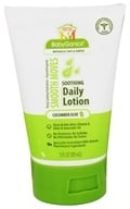 BabyGanics - Daily Lotion Smooth Moves Soothing Cucumber Aloe - 3 oz. CLEARANCED PRICED, from category: Personal Care