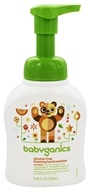 Image of BabyGanics - Foaming Hand Sanitizer The Germinator Alcohol Free Tangerine - 8.45 oz.