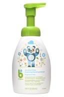 BabyGanics - Hand Sanitizer Foaming Alcohol Free Fragrance Free - 8.45 oz.