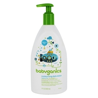 BabyGanics - Daily Lotion Smooth Moves Extra Gentle Fragrance Free - 17 oz. (813277012269)