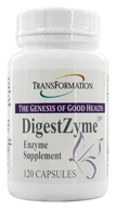 Transformation Enzymes - DigestZyme - 120 Capsules