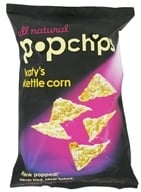 Popchip - Katy's Kettle Corn All Natural - 3.5 oz. (082666400103)