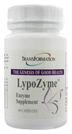 Transformation Enzymes - LypoZyme - 60 Capsules by Transformation Enzymes