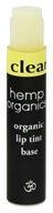 Colorganics - Hemp Organics Organic Lip Tint Base Clear - 0.09 oz. - $5.57