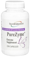Image of Transformation Enzymes - PureZyme - 120 Capsules
