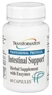 Transformation Enzymes - Intestinal Support - 60 Capsules - $17