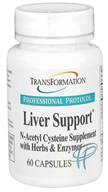 Transformation Enzymes - Liver Support - 60 Capsules by Transformation Enzymes