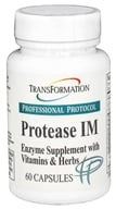 Transformation Enzymes - Protease IM - 60 Capsules by Transformation Enzymes