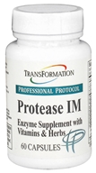 Transformation Enzymes - Protease IM - 60 Capsules, from category: Professional Supplements