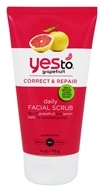 Yes To - Grapefruit Correct & Repair Daily Facial Scrub - 4 oz.