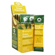 Amazing Grass - Green Superfood Pineapple Lemongrass - 15 x 7g Packets (829835001163)