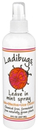 Image of Ladibugs - Lice Control Leave In Mint Spray - 8 oz.