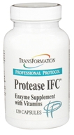 Transformation Enzymes - Protease IFC - 120 Capsules, from category: Professional Supplements