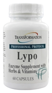 Transformation Enzymes - Lypo - 60 Capsules, from category: Professional Supplements