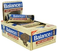 Balance - Nutrition Energy Bar Dark Chocolate Crunch - 1.58 oz., from category: Nutritional Bars