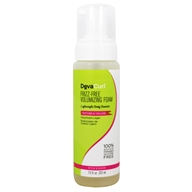 DevaCurl - Frizz-Free Volumizing Foam - 7.5 oz. (859413000714)
