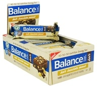 Balance - Nutrition Energy Bar Dark Chocolate Peanut - 1.58 oz., from category: Nutritional Bars