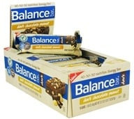 Balance - Nutrition Energy Bar Dark Chocolate Peanut - 1.58 oz. by Balance