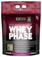 4 Dimension Nutrition - 100% Whey Protein Whey Phase Strawberry - 10 lbs., from category: Sports Nutrition