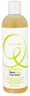 DevaCurl - DevaCare Low-Poo No-Fade Mild Lather Hair Cleanser - 12 oz.