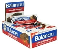 Balance - Nutrition Energy Bar Chocolate Raspberry - 1.58 oz. (750049100604)