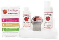 Ladibugs - Lice Elimination Kit - 3 Piece(s), from category: Personal Care