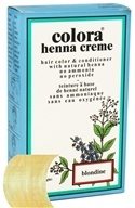 Colora - Henna Creme Hair Color & Conditioner Blondine - 2 oz. CLEARANCED PRICED by Colora