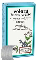 Colora - Henna Creme Hair Color & Conditioner Smokey Fox - 2 oz. (028863001279)