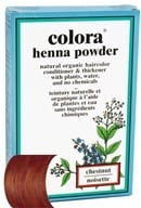 Colora - Henna Powder Natural Organic Hair Color Chestnut - 2 oz. (028863000043)