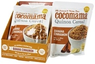 Cocomama - Quinoa Cereal Banana Cinnamon - 5 oz., from category: Health Foods