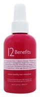 12 Benefits - Instant Healthy Hair Treatment - 6 oz.