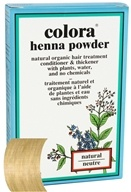 Colora - Henna Powder Natural Organic Hair Color Natural - 2 oz.