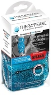 TheraPearl - Reusable Hot and Cold Therapy Shin Wraps with Straps - 2 Wraps (850803002318)