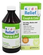 Homeolab USA - Kids Relief Cough & Cold - 8.5 oz.