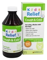 Homeolab USA - Kids Relief Cough & Cold - 8.5 oz. by Homeolab USA