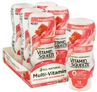 Vitamin Squeeze - Powder Water Enhancer Multi-Vitamin Strawberry Watermelon - 0.85 oz., from category: Vitamins & Minerals
