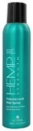 Alterna - Hemp Volume Lock Hair Spray - 7.4 oz. by Alterna