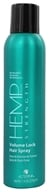 Alterna - Hemp Volume Lock Hair Spray - 7.4 oz. - $12.89