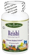 Paradise Herbs - Reishi Supreme Red Ling Zhi - 60 Vegetarian Capsules, from category: Nutritional Supplements