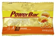 Powerbar - Performance Energy Blasts Orange - 2.12 oz. by Powerbar