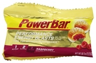 Powerbar - Performance Energy Blasts Raspberry - 2.12 oz. (097421130034)