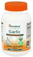 Image of Himalaya Herbal Healthcare - Garlic Coronary Support - 60 Caplets
