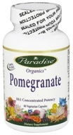 Paradise Herbs - Organic Pomegranate - 60 Vegetarian Capsules, from category: Nutritional Supplements