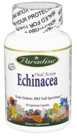 Paradise Herbs - Dual Action Echinacea - 30 Vegetarian Capsules CLEARANCED PRICED