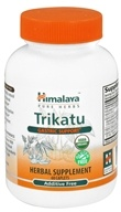 Image of Himalaya Herbal Healthcare - Trikatu Gastric Support - 60 Caplets
