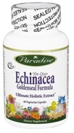 Paradise Herbs - Yin Qiao Echinacea Goldenseal Formula - 60 Vegetarian Capsules CLEARANCED PRICED, from category: Herbs